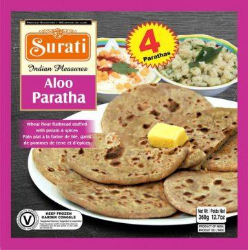 Aloo Paratha 360g