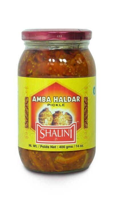 Amba Haldar Pickle 400g