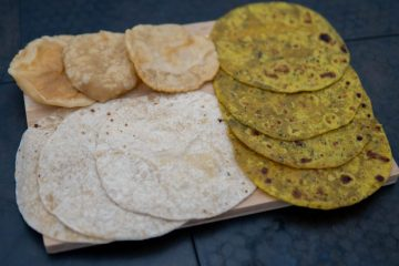 Assorted Flatbreads