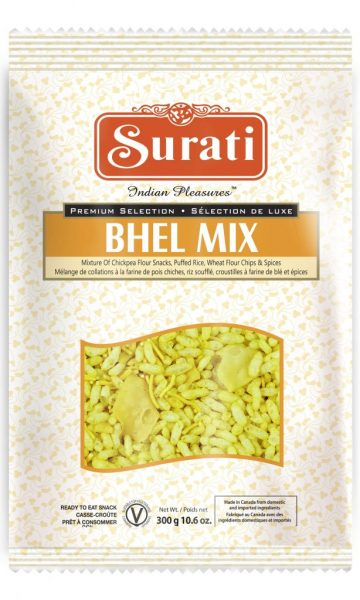 Plain Bhel Mix 300g
