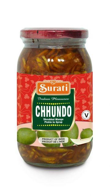 Chhundo Pickle 340g / 860g