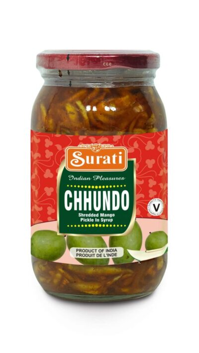 Chhundo Pickle 340g / 860g