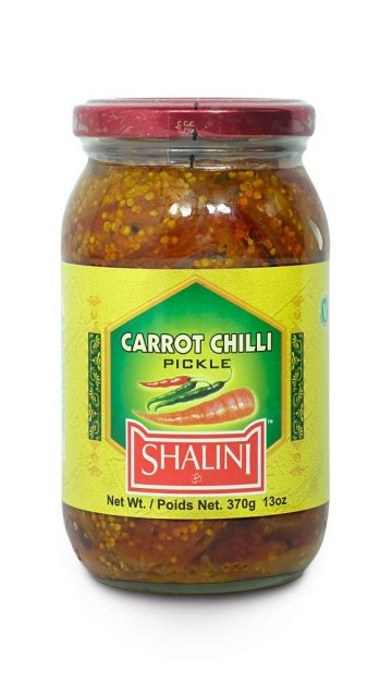 Carrot Chili Pickle 370g