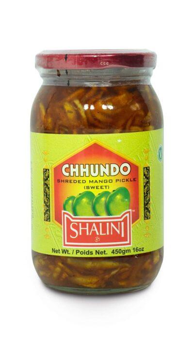 Chhundo Pickle 450g