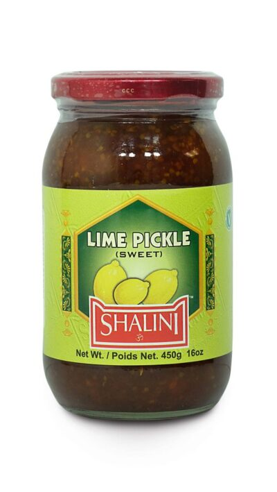 Lime Sweet Pickle 450g