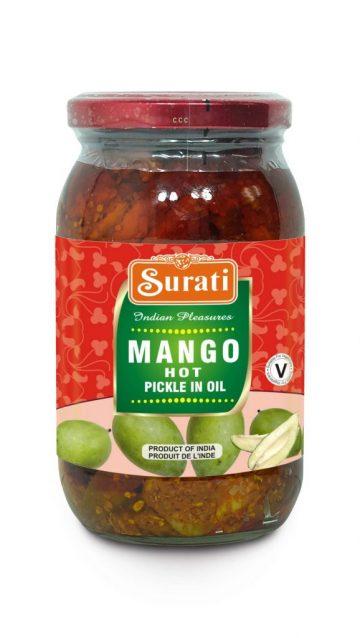 Mango Hot Pickle 283g / 700g