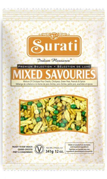 Mixed Savouries 341g