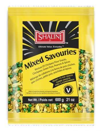 Mixed Savouries 600g