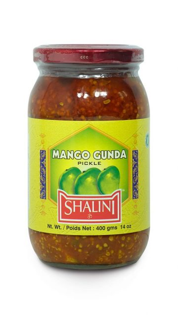 Mango Gunda Pickle 400g