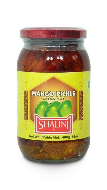 Ex Hot Mango Pickle 400g