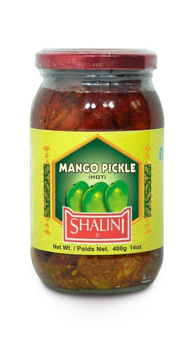 Mango Hot Pickle 400g