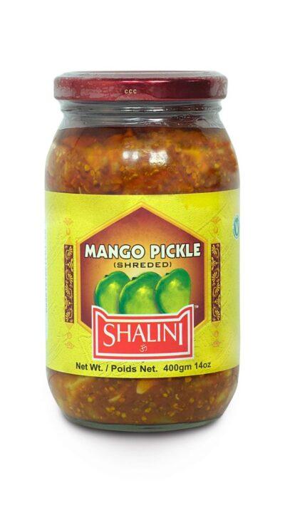 Shredded Mango Pickle 400g