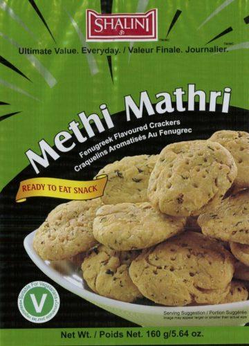 Methi Mathri 160g