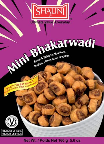 Mini Bhakharwadi 160g