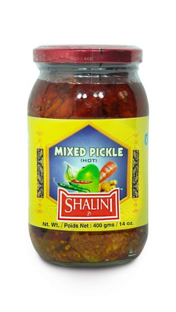 Mixed Pickle 400g
