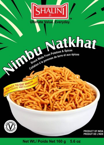 Nimbu Natkhat 160g