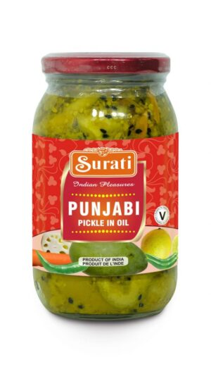 Punjabi Pickle 283g / 700g