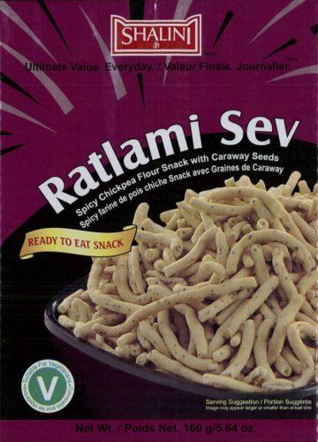 Ratlami Sev 160g