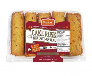 Cake Rusk 320g / 650g