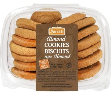 Almond Cookies 340g