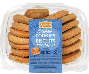 Cashew Cookies 340g