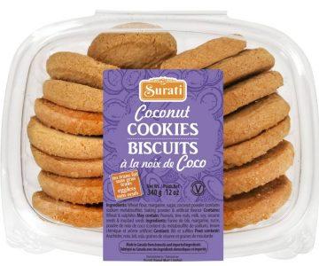 Coconut Cookies 340g