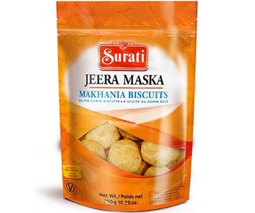 Jeera Maska Makhania Biscuits 300g