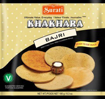 Bajri Khakhara 180g