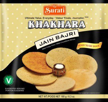 Jain Bajri Khakhara 180g