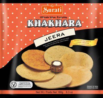 Jeera Khakhara 180g