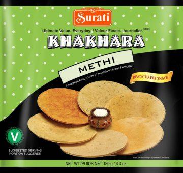 Methi Khakhara 180g