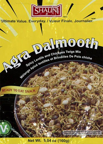 Agra Dalmooth 160g