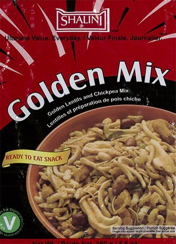 Golden Mix 160g