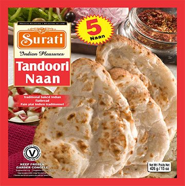 Tandoori Naan 426g
