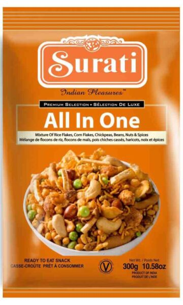 Surati All In One 300g
