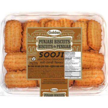 Sooji Punjabi Biscuits 680g / 1kg
