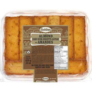 Almond Cake Rusk 650g