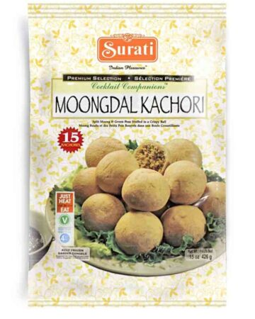 Moongdal Kachori 426g (15 pieces) / 150pieces (bulk)