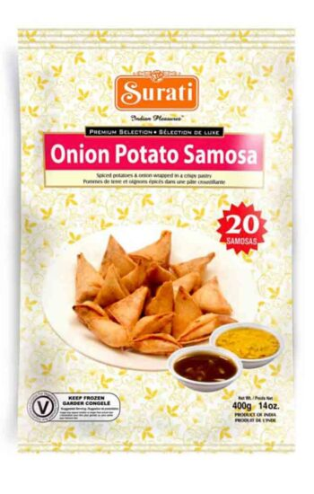 Onion Potato Samosa 400g