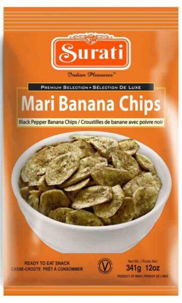 Mari Banana Chips 341g