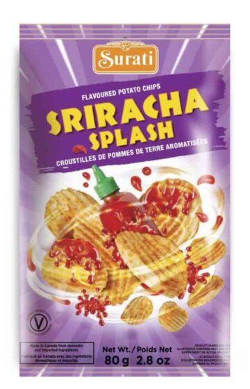 Sriracha Splash Chips 80g