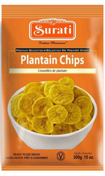 Plantain Chips 300g