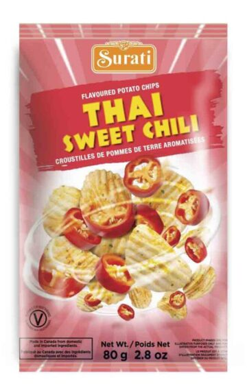 Thai Sweet Chili Chips 80g
