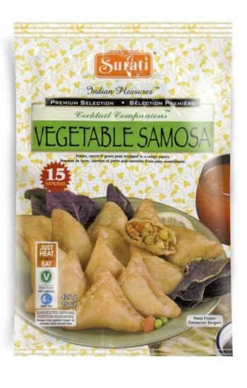 Vegetable Samosa 426g (15 pieces)  / 150pieces (bulk)
