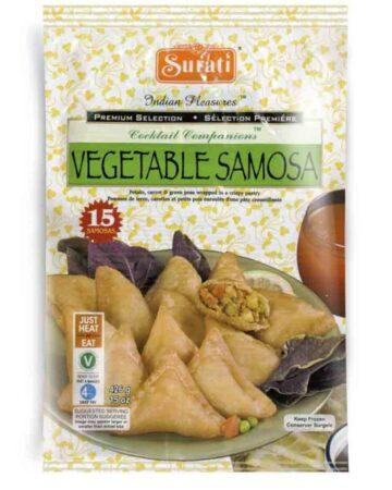 Vegetable Samosa 426g (15 pieces)  / 150pieces (bulk)